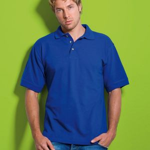 Kustom Kit Chunky Polo Shirt